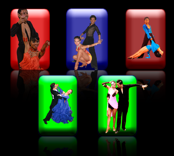 Dancesport Team Cebu City Dancer Lineup
