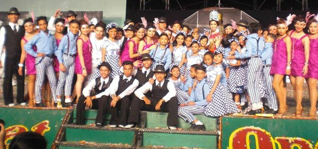 DTCC 2013 SINULOG BEST OF CEBU DANCE PRESENTATION