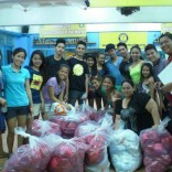 Yolanda Victims – DTCC Volunteers Relief Operations