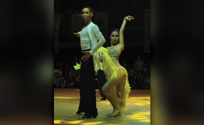 dancesport manila