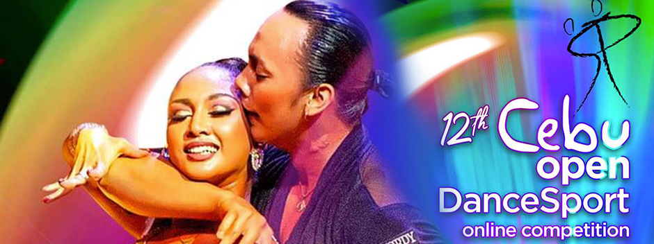 12th Cebu Open Dancesport Online Competition